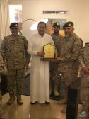 سفير #المملكة لدى الأردن يستقبل مدير عام الإدارة العامة للشؤون الدينية للقوات المسلحة السعودية