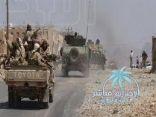 """وحدات """"الانتقالي"""" تبدأ الانسحاب والعودة إلى مواقعها السابقة في #عدن"""