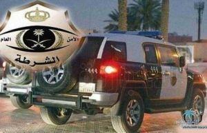 شرطة جازان: تحديد هوية جاني حادثة الاصطدام المتعمد والقبض عليه
