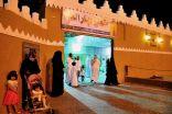 إقبال كبير على فعاليات عيد الرياض بساحة العروض بحي الجزيرة