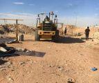 إزالة 42 مسلخاً عشوائياً وضبط 50 عاملاً مخالفين للعمل والإقامة في الرياض