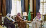 أمير المدينة يشيد بما حققه مجمع الملك فهد لطباعة المصحف