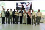 كشافة #المملكة تحصل على شهادة ( GSAT )  العالمية