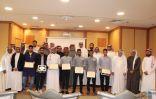 10 متدربين من #تقنية_الأحساء يحصدون جوائز التدريب التقني للتفوق العلمي