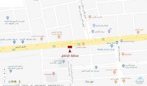 #أمانة_الاحساء : توضح سبب إغلاق نافذ طريق الإمام عبدالعزيز المؤدي لطريق #الرياض