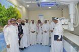 مشاريع تطويرية لقسمي العناية القلبية المركزة والأشعة الرقمية في #مركز_الأمير_سلطان_بالأحساء