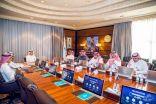 وزير النقل يستقبل رئيس الهيئة السعودية للمهندسين