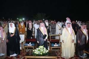 الأمير بدر يرعى حفل #الأحساء لليوم الوطني 88