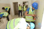 تقني الشرقية يختتم الصيانة التطوعية للمنازل والمساجد في #الدمام و #الأحساء وحفر الباطن