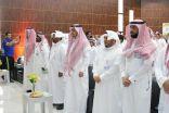 المساعد التعليمي يرعى حفل تكريم أبناء وبنات المعلمين والمعلمات المتوفين بالأحساء
