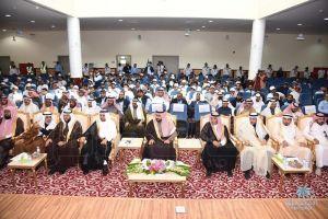 وكيل محافظة الأحساء يتوج الفائزين في مسابقة الابتكارات التقنية العاشرة