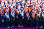 الأمير محمد بن فهد يرعى حفل تخريج 465 طالباً من الدفعة السادسة