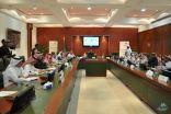 """"""" #بلدي_الرياض"""" يسلط الضوء على أبرز قضايا الشأن البلدي خلال لقاء مع وسائل الإعلام"""