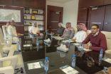 مدير جامعة الملك فيصل يدشن نظام إدارة مستشفى الطب البيطري
