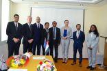إفتتاح فرع معهد هليث كاريرز انترناشيونال HCI الأسترالي في مدينة #دبي الطبية