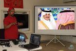 """المصور """"محمد الفهيد"""" يلقي محاضرة فن التصوير في مملكة البحرين"""