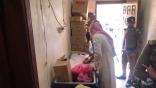 ضبط 3 مواقع مخالفة لـ ( تحضير وتداول الأغذية ) في #الاحساء