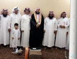 محمد الجربوعي المري يعقد زواجه بحضور الأهل والأقارب