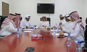 مجلس إدارة نادي #هجر يعقد إجتماعه الدوري