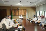 """""""الفهيد"""" يترأس اجتماع مجلس إدارة المعهد العالي للصناعات البلاستيكية"""