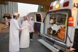 بالصور .. مشروع عابر سبيل يؤوي 44 أسرة عمانية بعد حادثة خريص