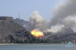 تطورات جديدة وعملية نوعية لتدمير مستودعات ومخازن أسلحة حوثية